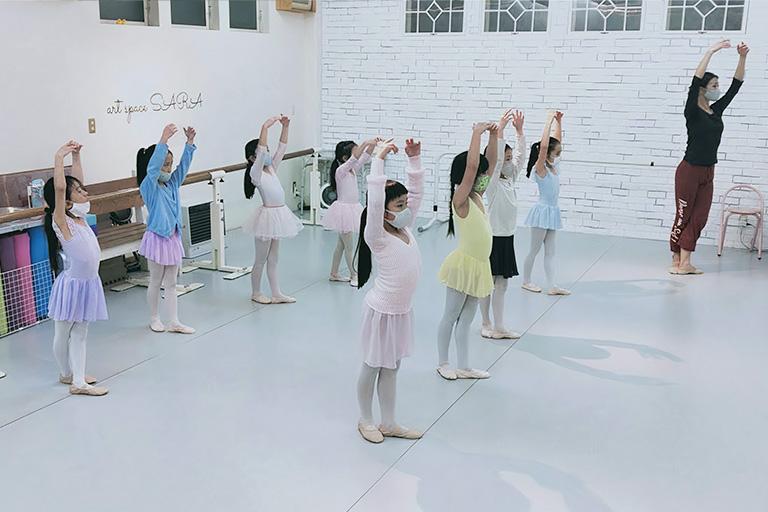 リトル・キッズバレエ(みなみ)