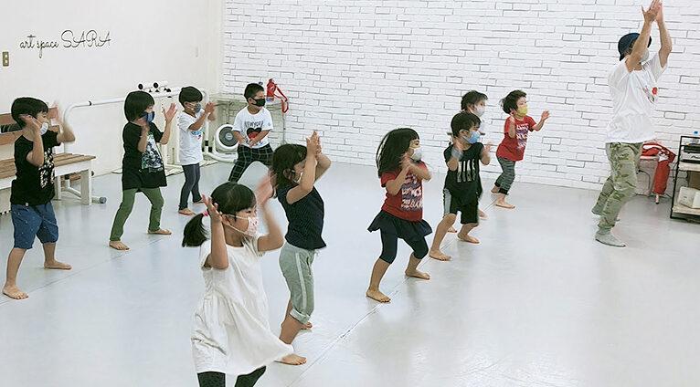 リトルダンス(Kenji)